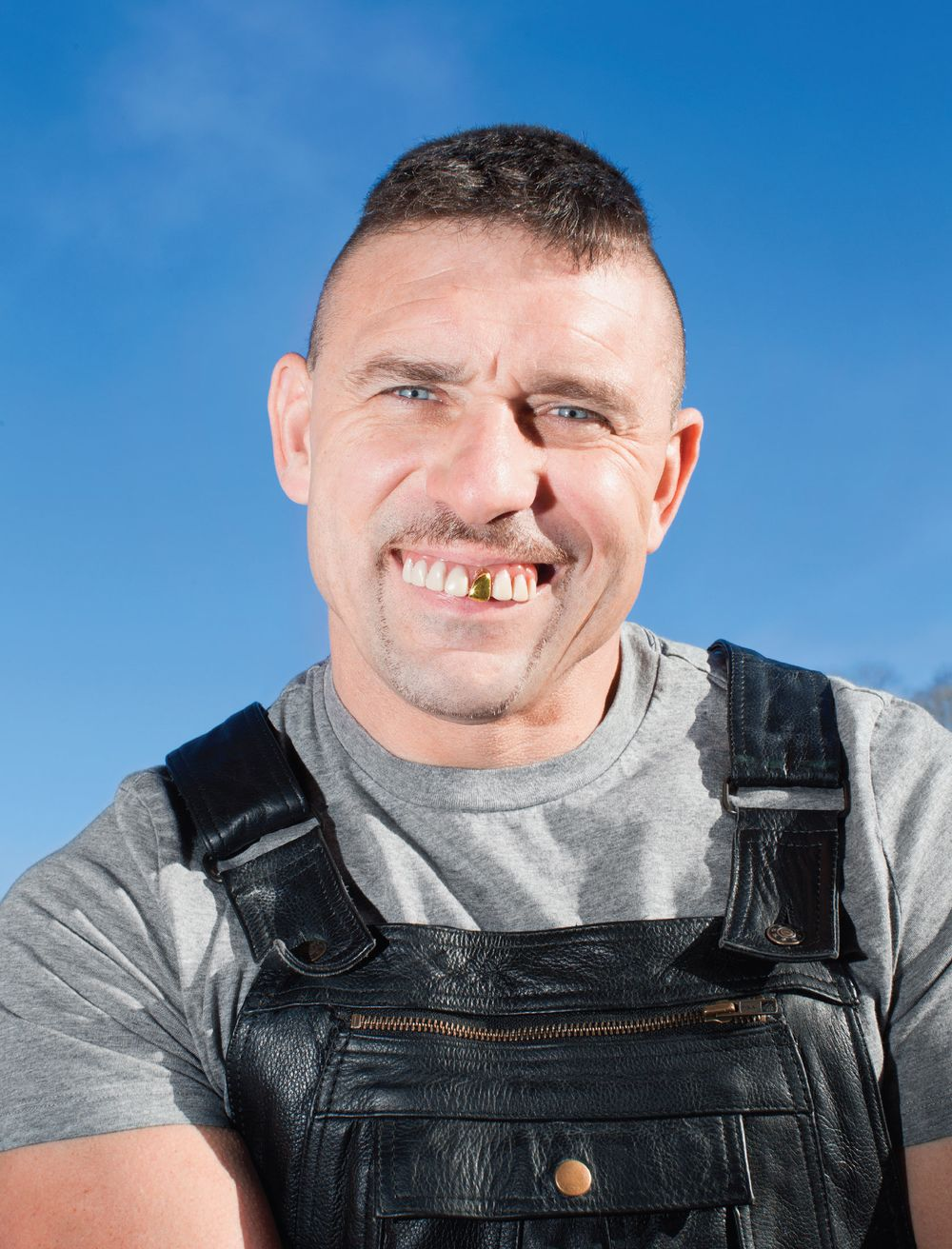 Redneck Tycoon: Billy Bob Teeth Maker Jonah White - Bloomberg