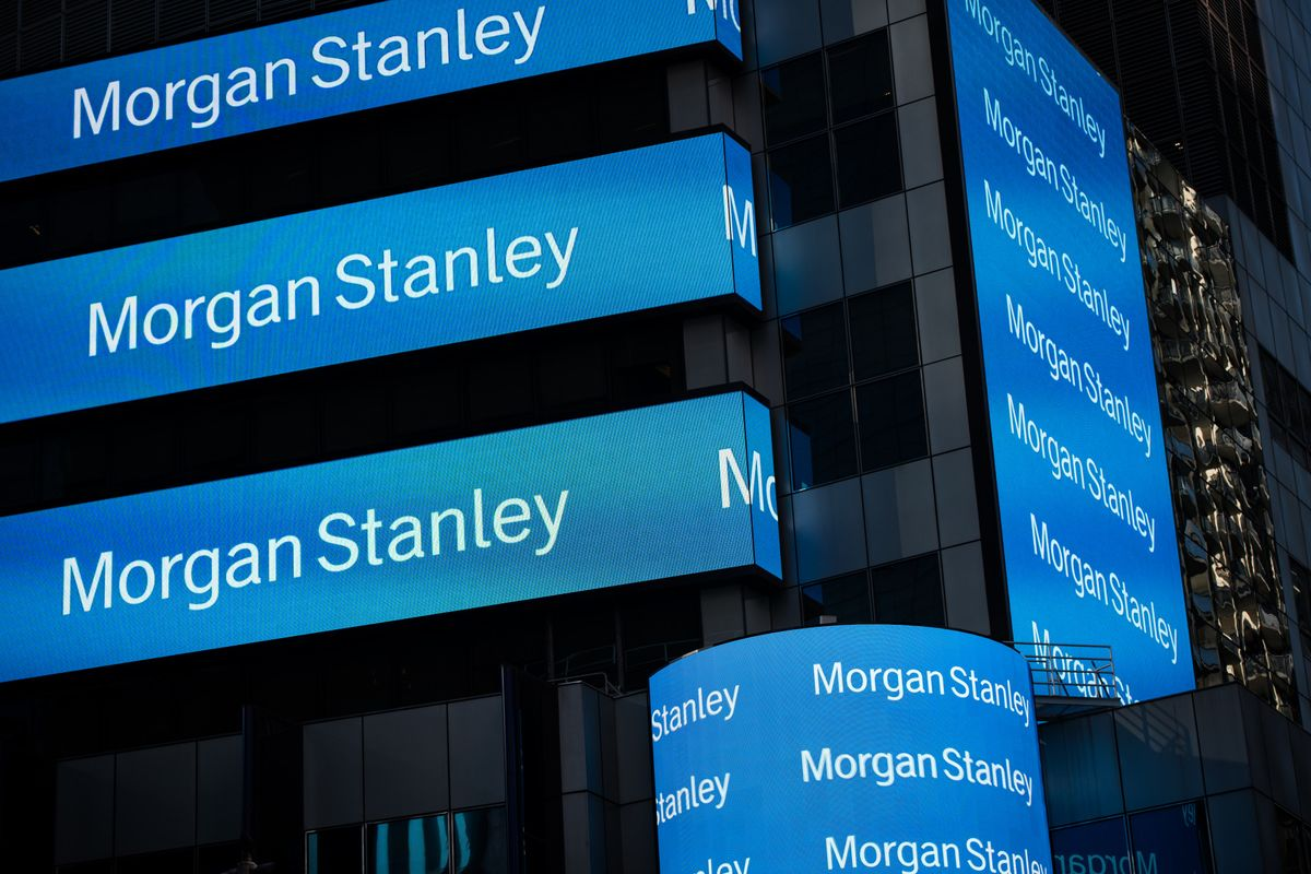 Morgan Stanley Wealth-Management Fees Climb to All-Time High - Bloomberg