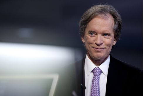 Bond Manager Bill Gross