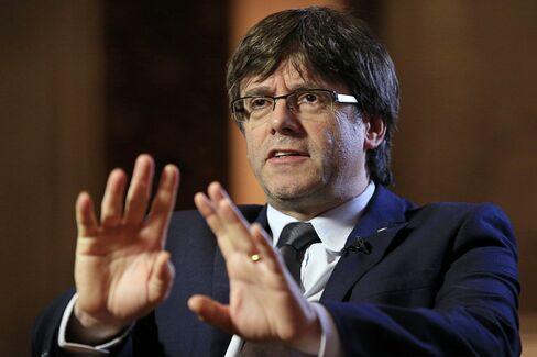 カタルーニャ州政府のプチデモン首相