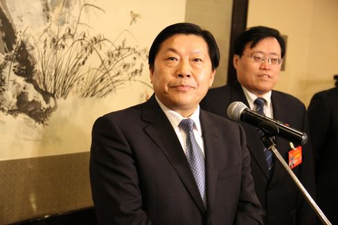 Cyberspace Administration Minister Lu Wei
