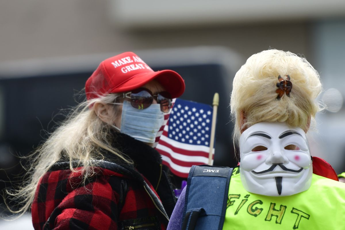 Why Americans Are Having an Emotional Reaction to Masks