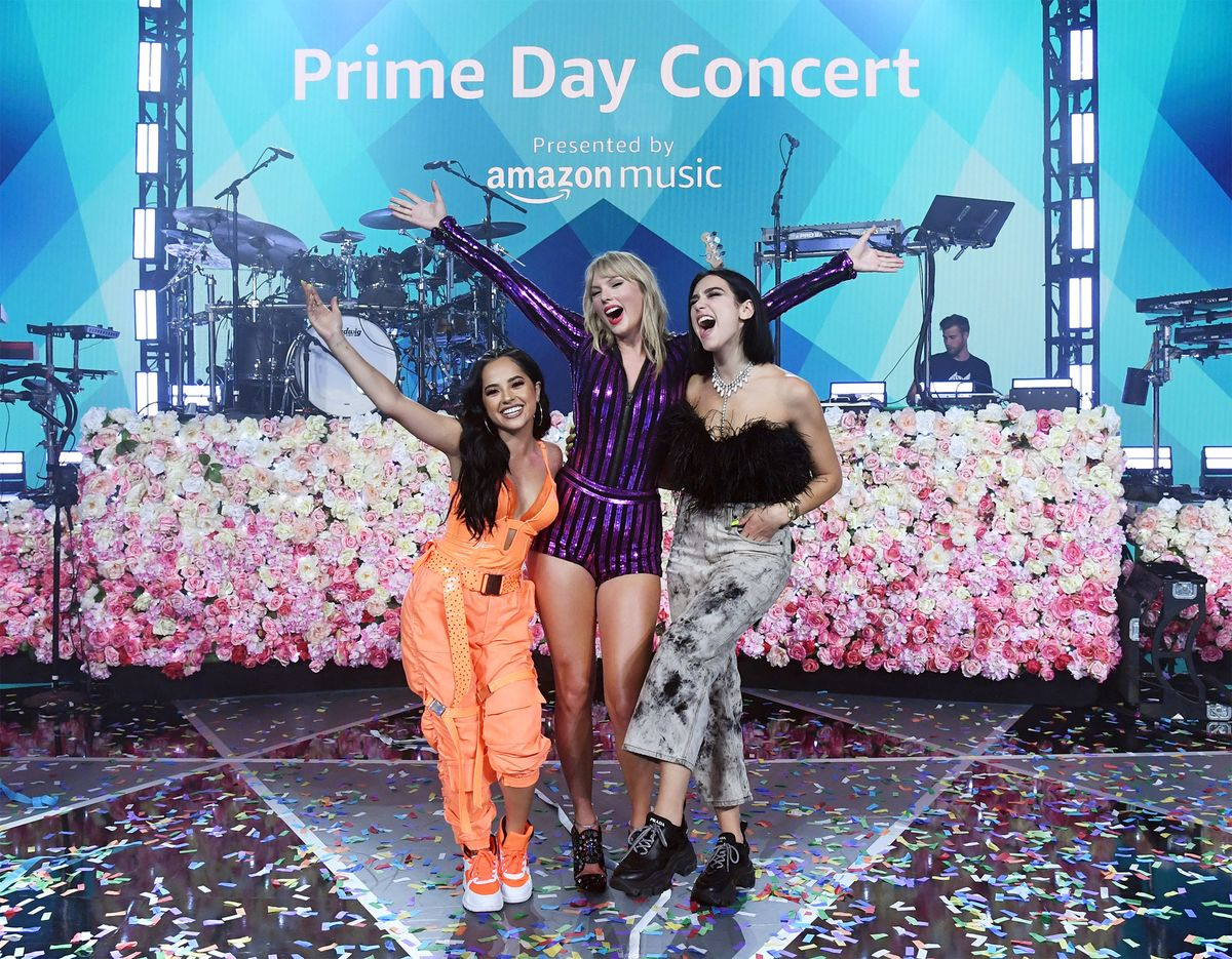 Hollywood Torrent: Cardi B and Taylor Swift go to Wall Street