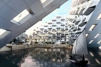 relates to Outdoor Space Tops Architect Bjarke Ingels's Plan to Fix Urban Living