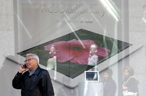 Apple as Most Valuable U.S. Company Ever Has Room to Grow More