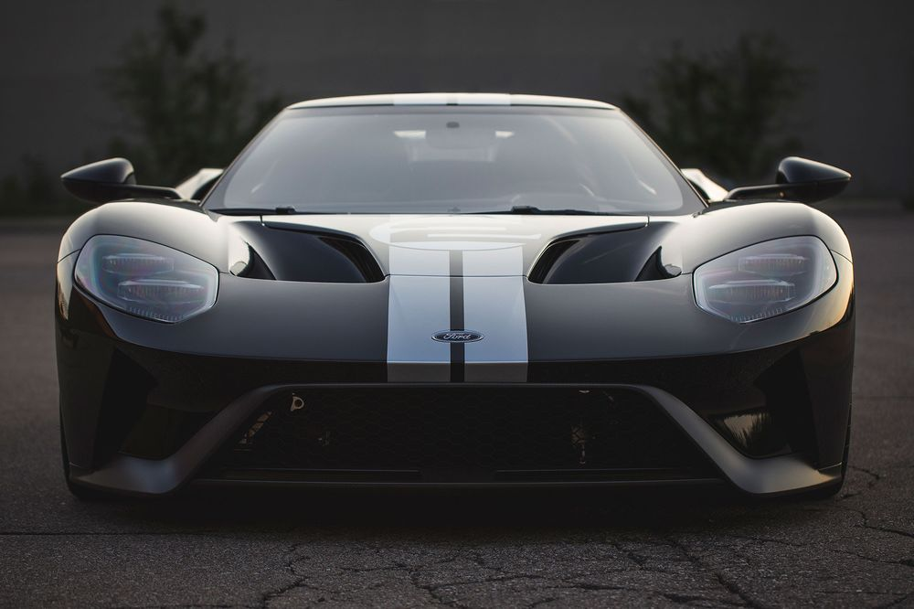 Relates To Want This Watch Youll Have To Buy A  Car First The Ford Gt