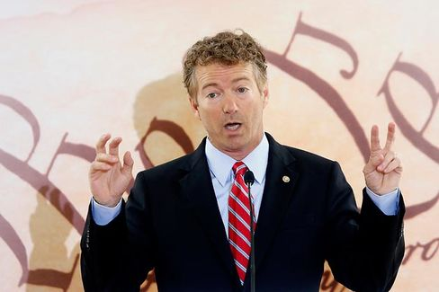 Rand Paul Recruits for a Class Action Against NSA