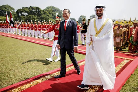 How a Gulf Prince Charmed Jokowi and Poured Money Into Indonesia