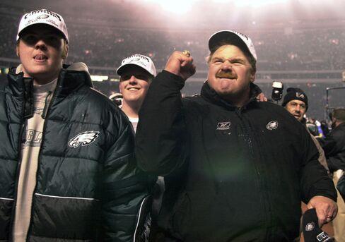 Eagles Coach Reid's Son Garrett Found Dead at Training Camp