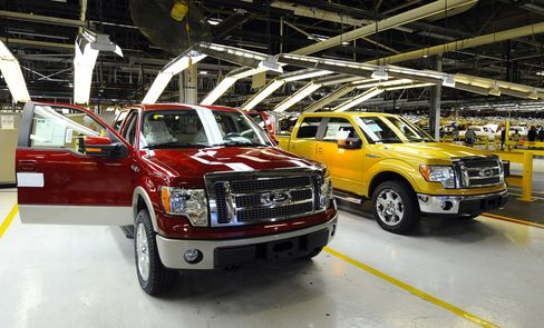 Ford Recalls F-150 Trucks for Fire-Causing Strap Corrosion