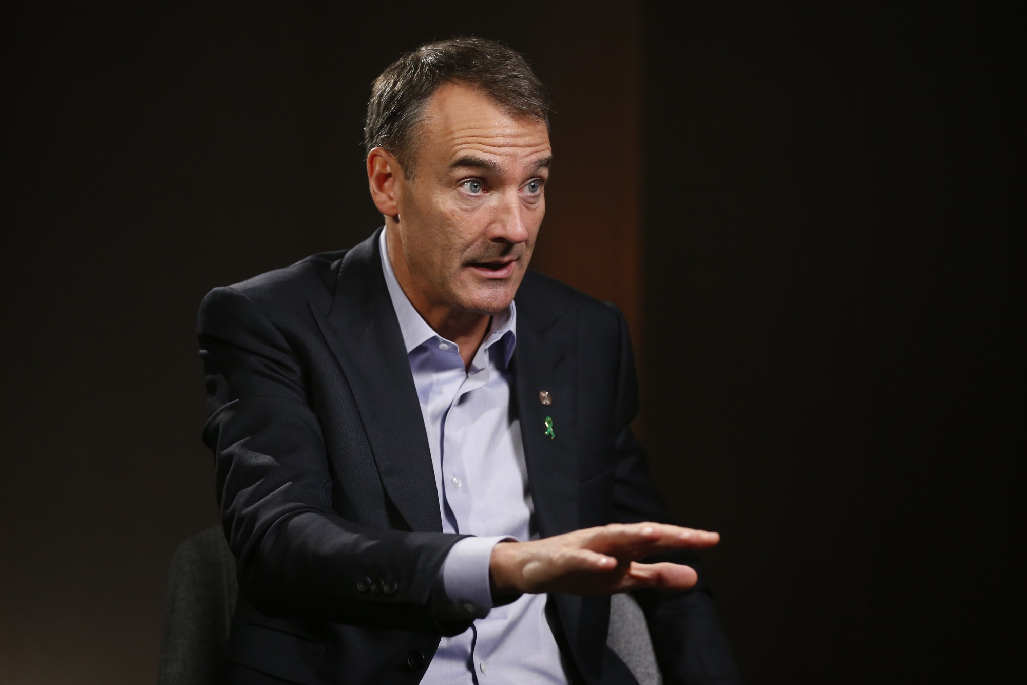 BP Plc CEO Bernard Looney Sets Out His Vision