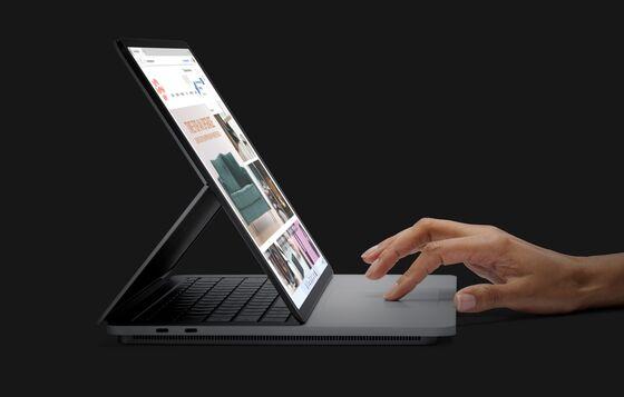 Microsoft Amps Up Hardware Push With 5G Phone, Pro Laptop