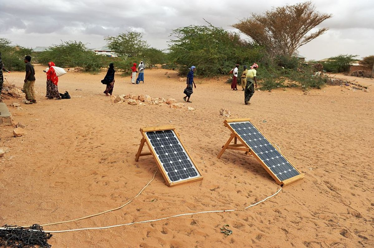 'Small Is Beautiful' Can Work in Developing Africa
