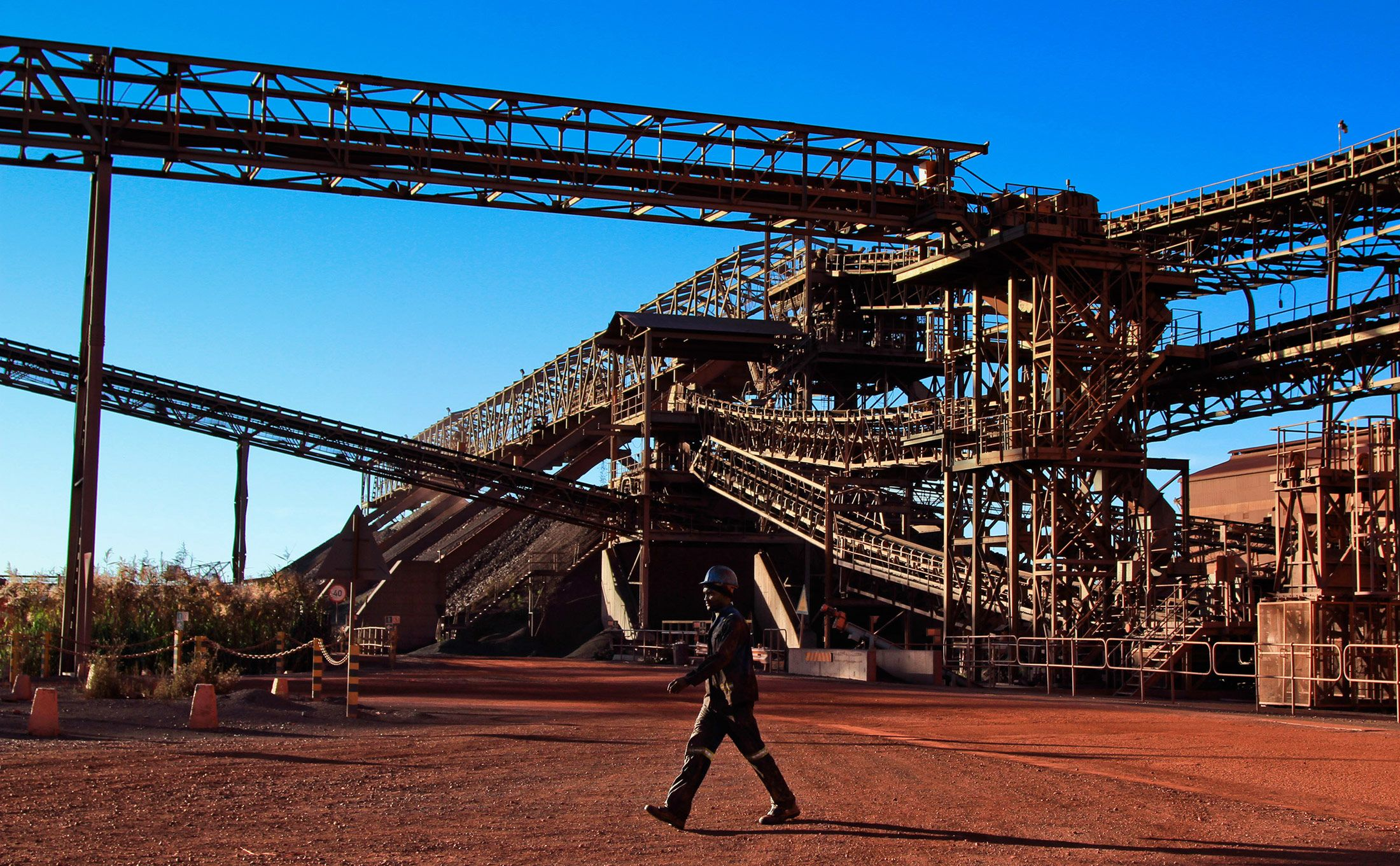 Iron Ore CEO Who Called This Year's Crash Sees Further Declines