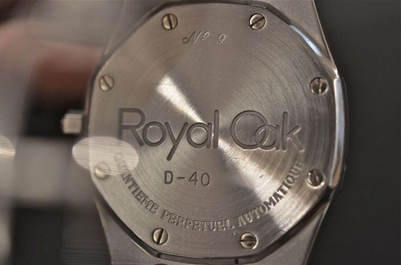 The Royal Oak was the original luxury steel watch and here it gets a complication boost.