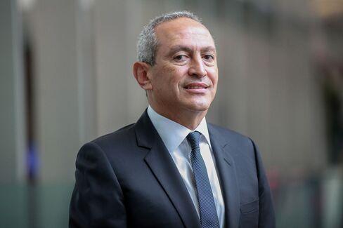 Orascom Construction Industries CEO Nassef Sawiris