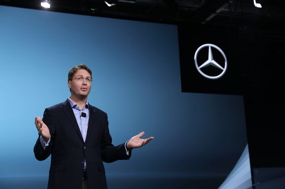 Future Daimler CEO Open to Working With Automakers to Ease Costs