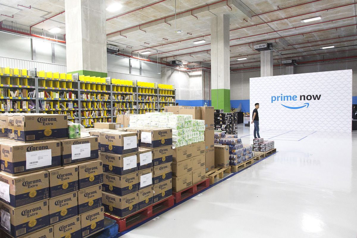 Amazon's Entry Into Singapore Marred by Delivery Problem