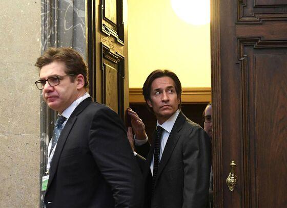 Ex-Austrian Finance MinisterFound Guilty in Corruption Case