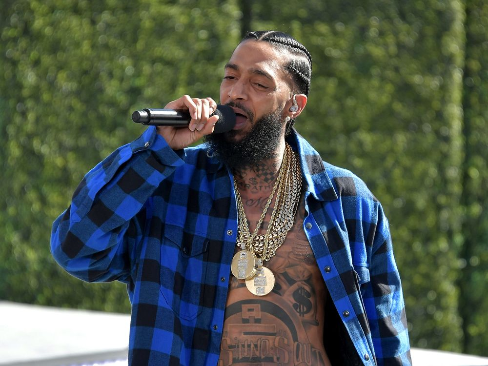 c45a3b5cc52a Grammy-Nominated Rapper Nipsey Hussle Shot and Killed at 33