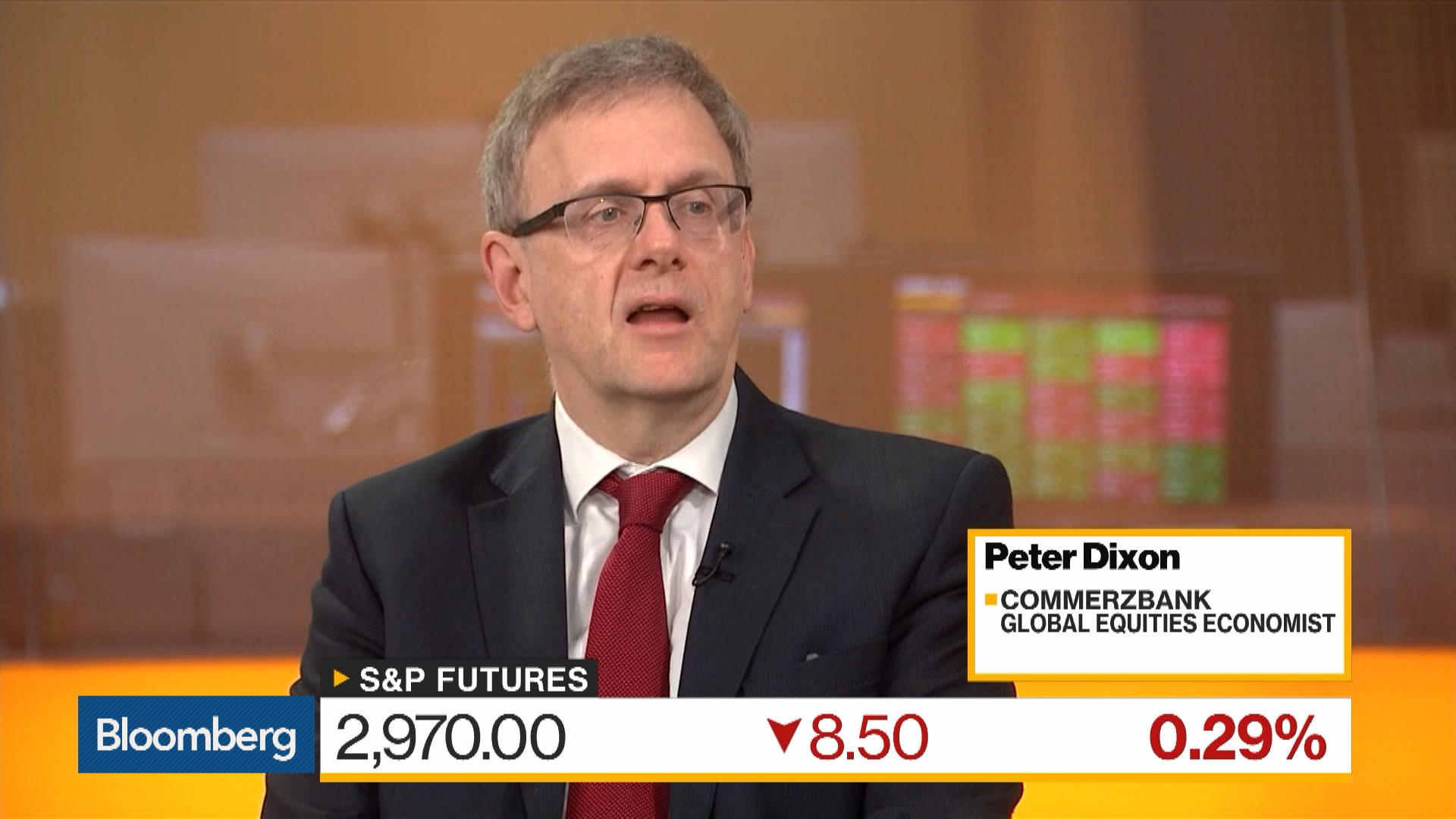 Avoid Equity Markets, Says Commerzbank's Dixon