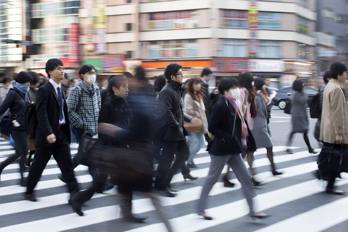IMF Raises Forecast for Japan's Economy This Year