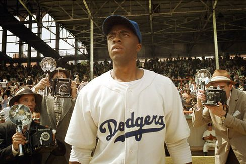 Why '42' Had the Most Successful Opening Weekend of Any Baseball Movie Ever