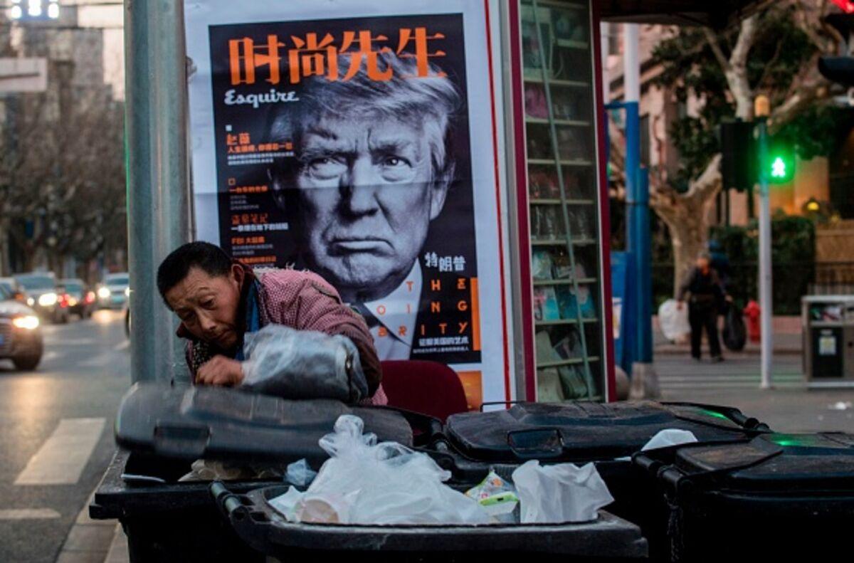 Η Κίνα έχει ήδη πάρει φαλλάγι τον Trump