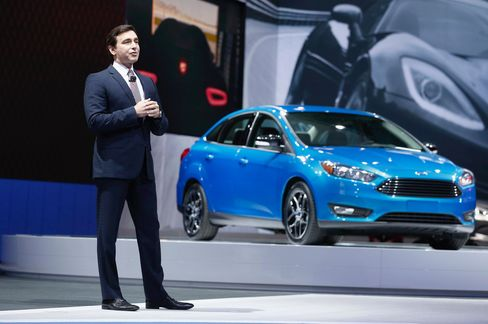 Ford Said to Name Fields CEO, Give Mulally Departure Date