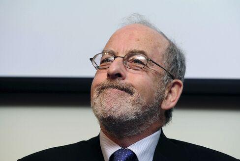 Irish Central Bank Governor Patrick Honohan