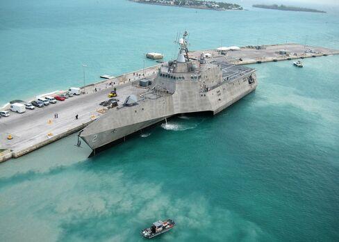 Ships Costing $37 Billion Lack Firepower, U.S. Commander Warns
