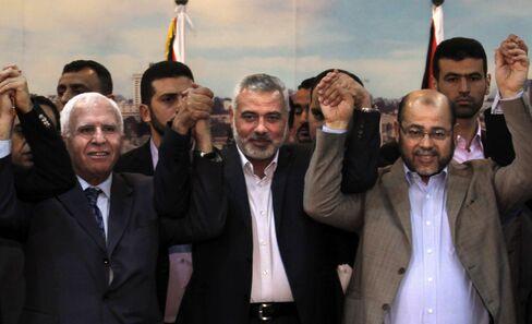Fatah Hamas Deal