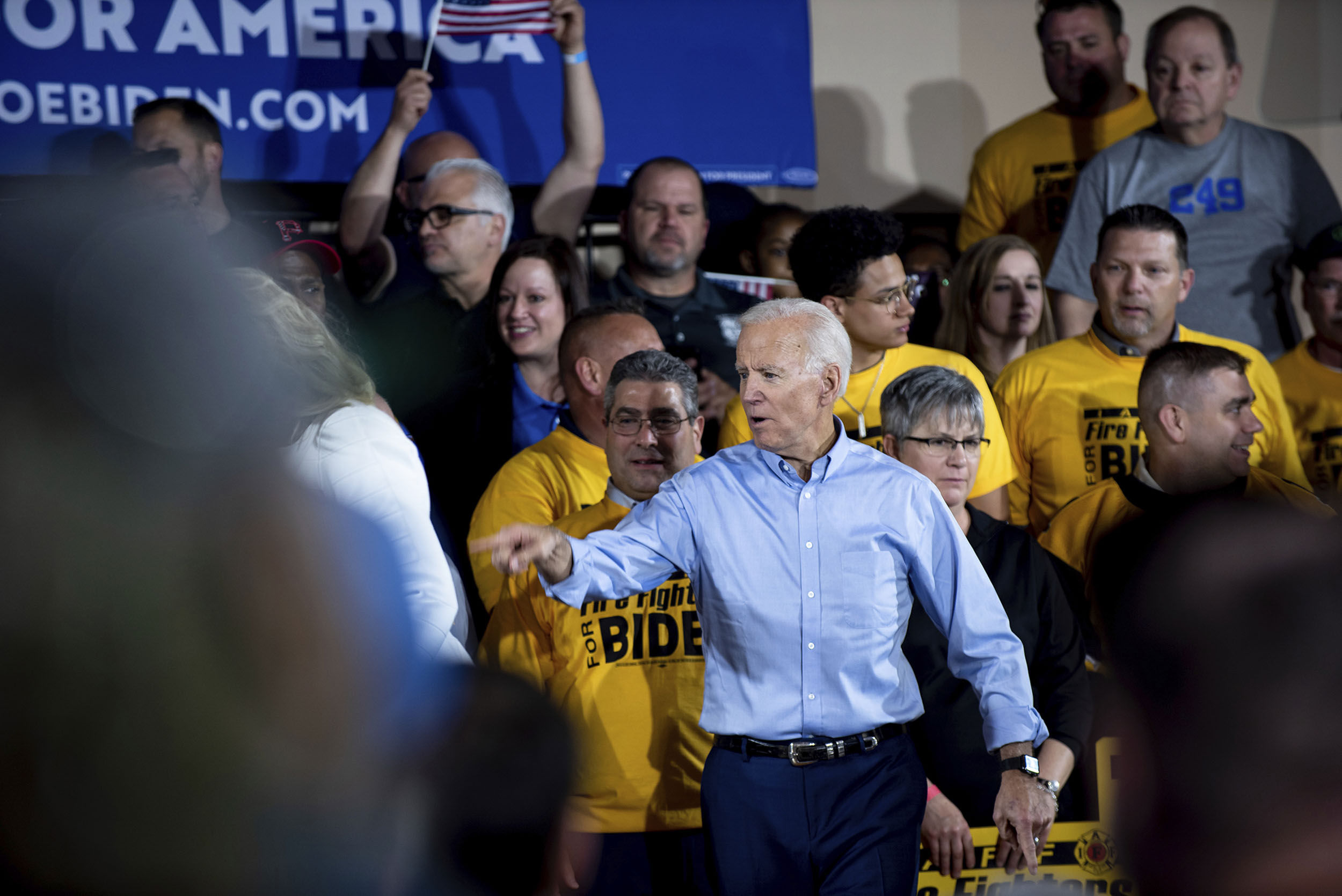 bloomberg.com - Joshua Green - Biden's Nafta Vote Is a Liability in the Rust Belt