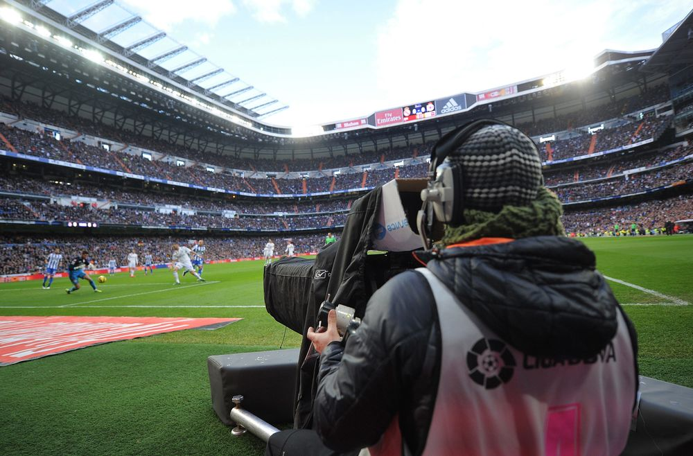 At Mediapro, a Trotskyite Who Rules Spanish Soccer - Bloomberg