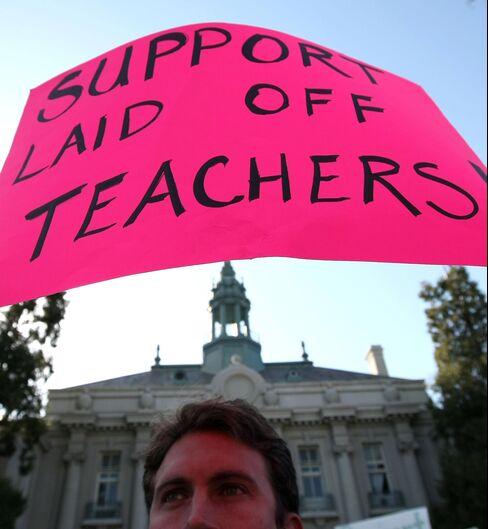 Governors Push Back Against Teacher Seniority