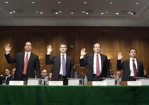 Goldman Sachs Inc. hearing