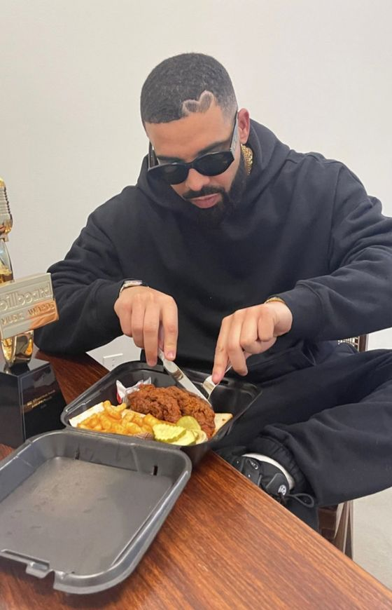 Rapper Drake Buys Stake in Dave's Hot Chicken Restaurant Chain