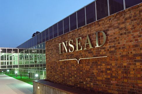 Passport to an MBA: INSEAD