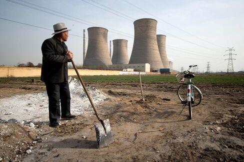 China Profit Rise Masks State Enterprise Weakness