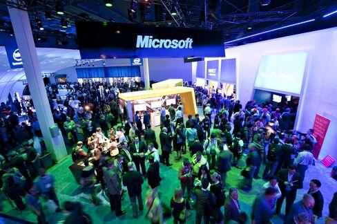 Microsoft Said to Plan Marketing Reorganization