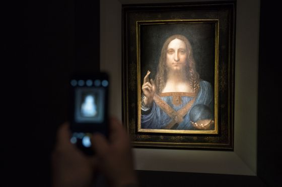 Public Will Get to See Da Vinci Masterpiece That Fetched $450 Million