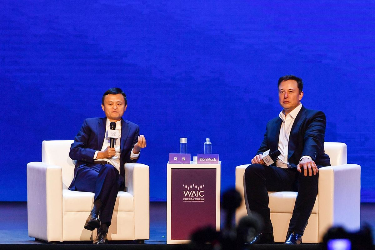 Jack Ma Says 12-Hour Work Week Could Be the Norm