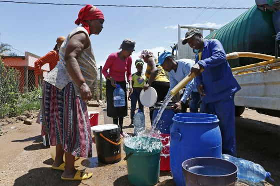 Southern Africa Drought to Persist Through March, FEWS NET Says