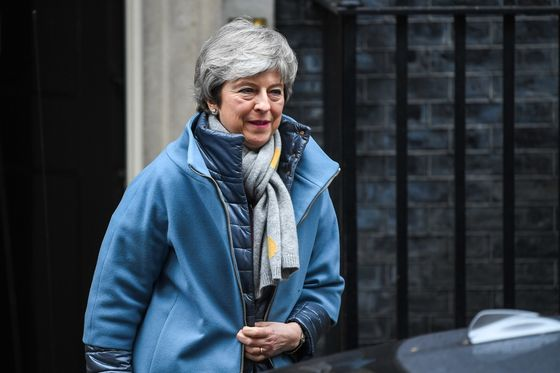 Theresa May's Brexit Deal Routed With Extension Now Seen as 'Inevitable'
