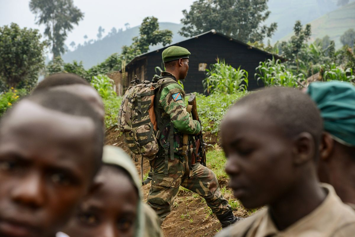 Rwanda, Great Lakes Neighbors at Risk of Conflict, Group Says