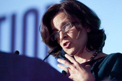 Federal Reserve Governor Sarah Bloom Raskin