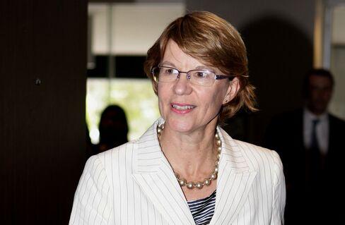 GrainCorp CEO Alison Watkins