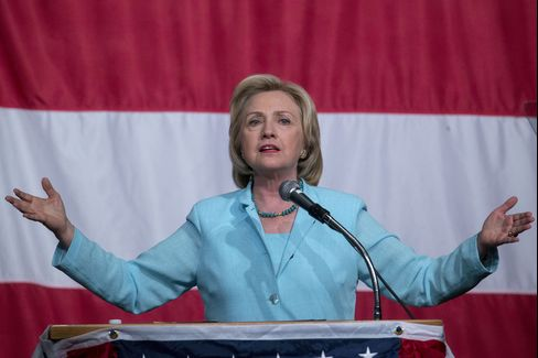 Presidential Candidates Speak At Annual  Democratic Wing Ding
