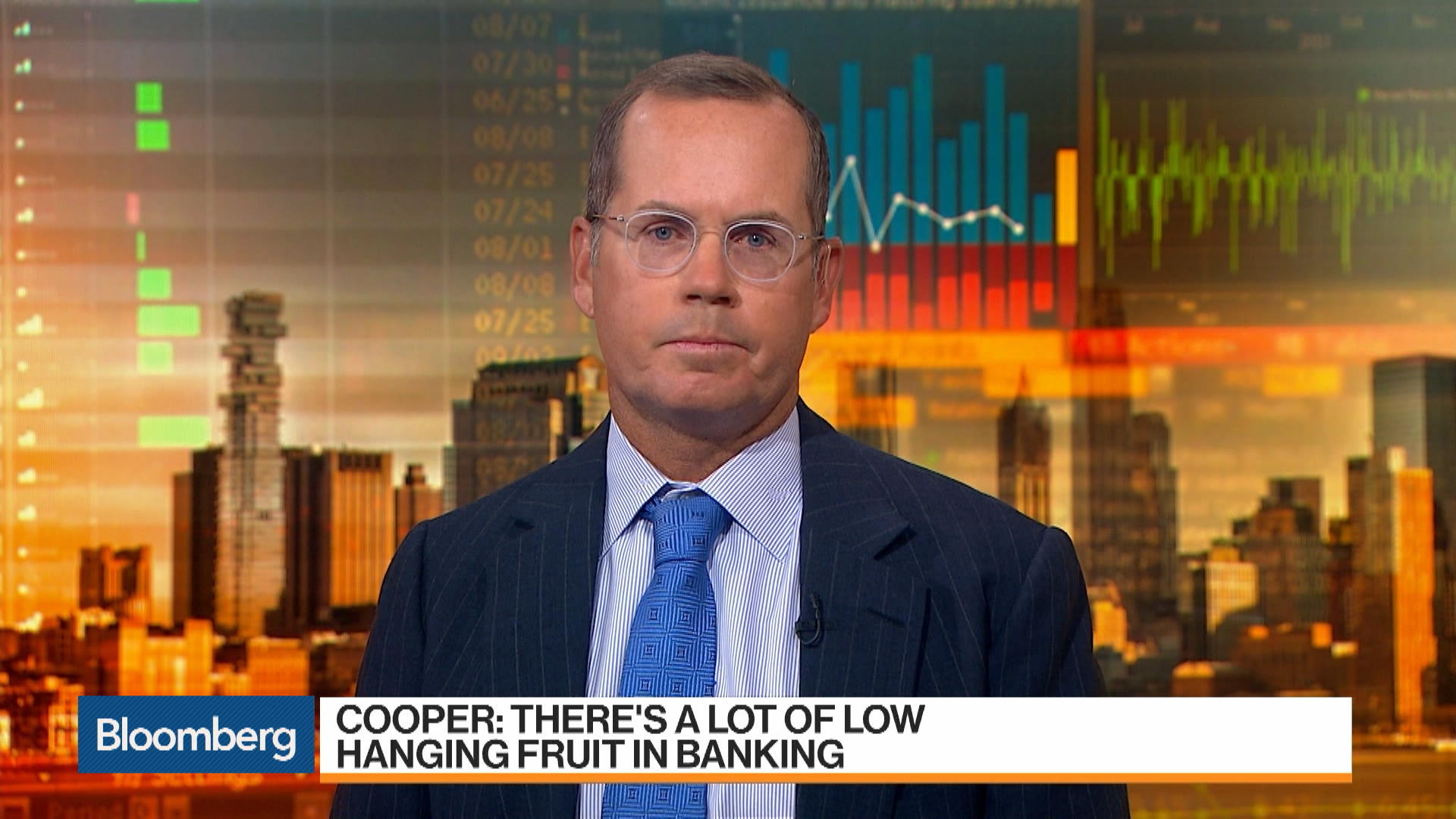 Abbott Cooper Sees a Lot of Low Hanging Fruit in Small Banks