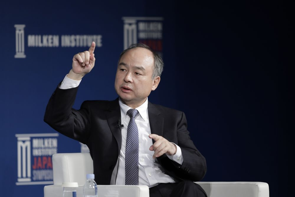 SoftBank's Founder Missed Out on Amazon Stake — Over $30 Million